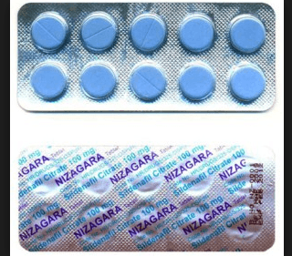 Nizagara Sildenafil Citrate Tablets