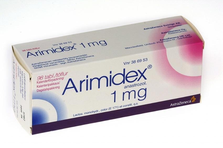 Arimidex presents itself as Anastrozoles Most Popular Brand