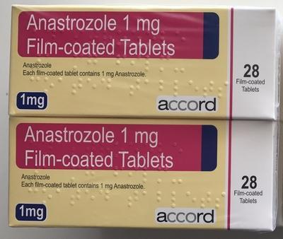Anastrozole Vs Tamoxifen