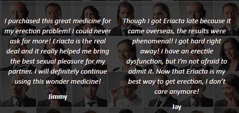 Eriacta Reviews
