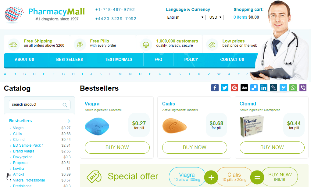 Cheap Pills Website