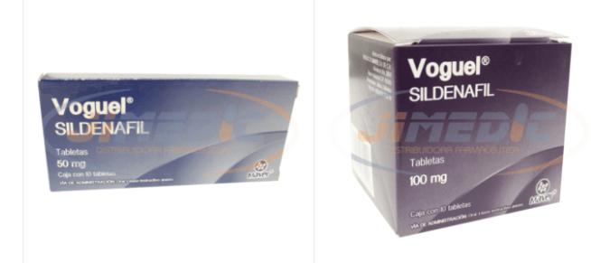Voguel Sildenafil Magic Pills
