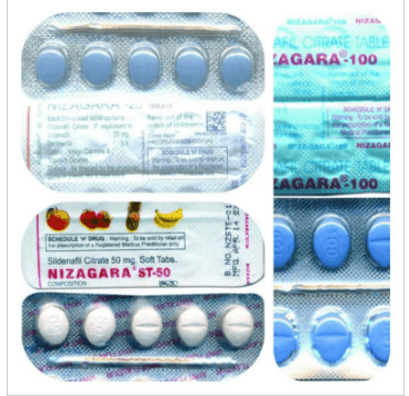 Both medicines contain sildenafil citrate as its active ingredient and both medicines are for curing erectile dysfunction