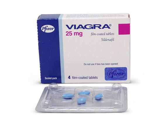 The Lowest Dosage Form for Viagra