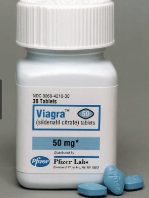Brand Viagra 50mg pack