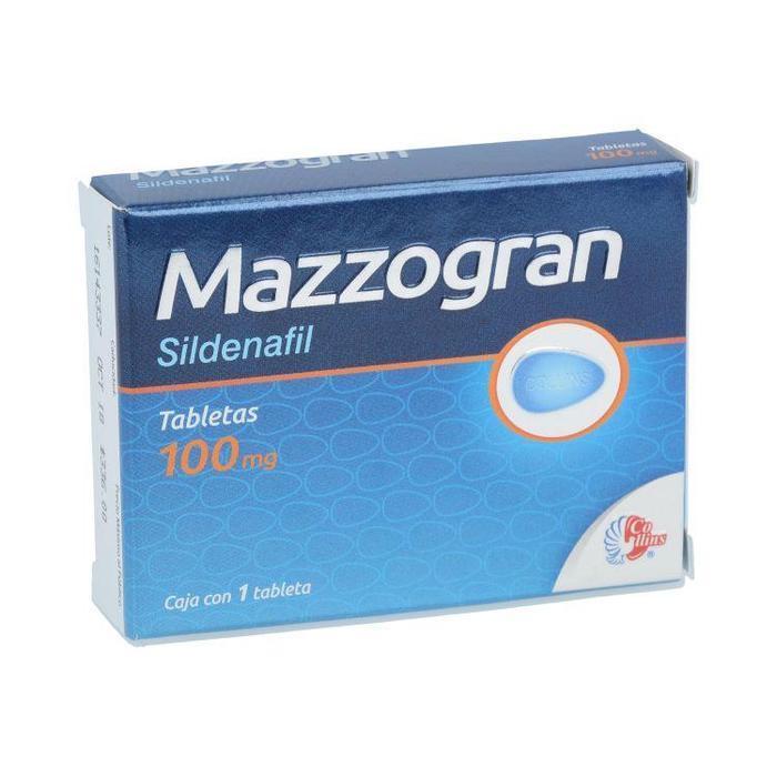 Mazzogran 100 mg