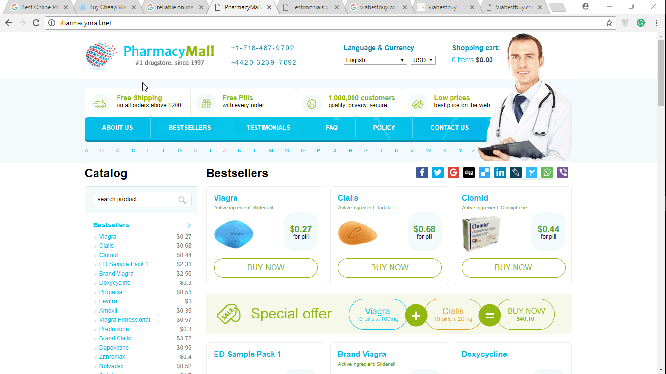 Pharmacymall Home